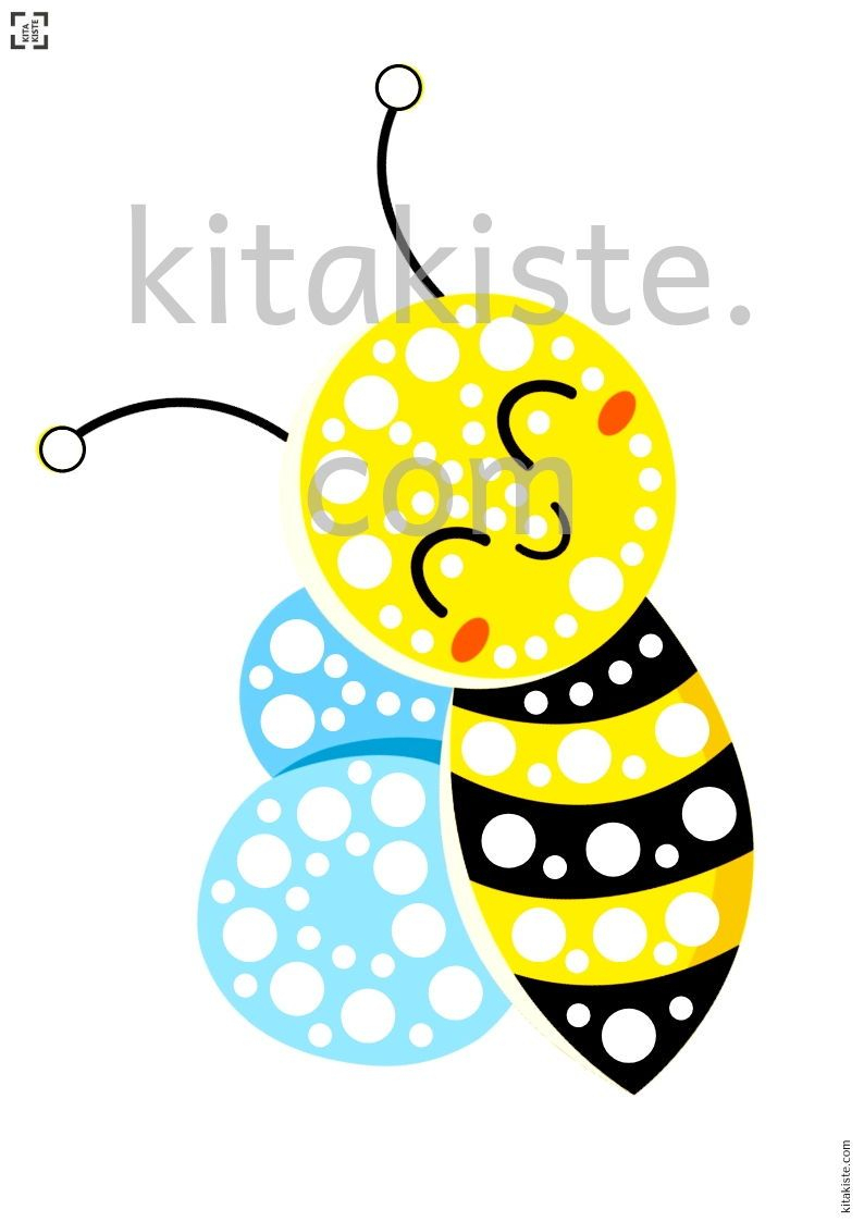 Pin Auf Ausmalbilder in Bienen Bilder Zum Ausdrucken