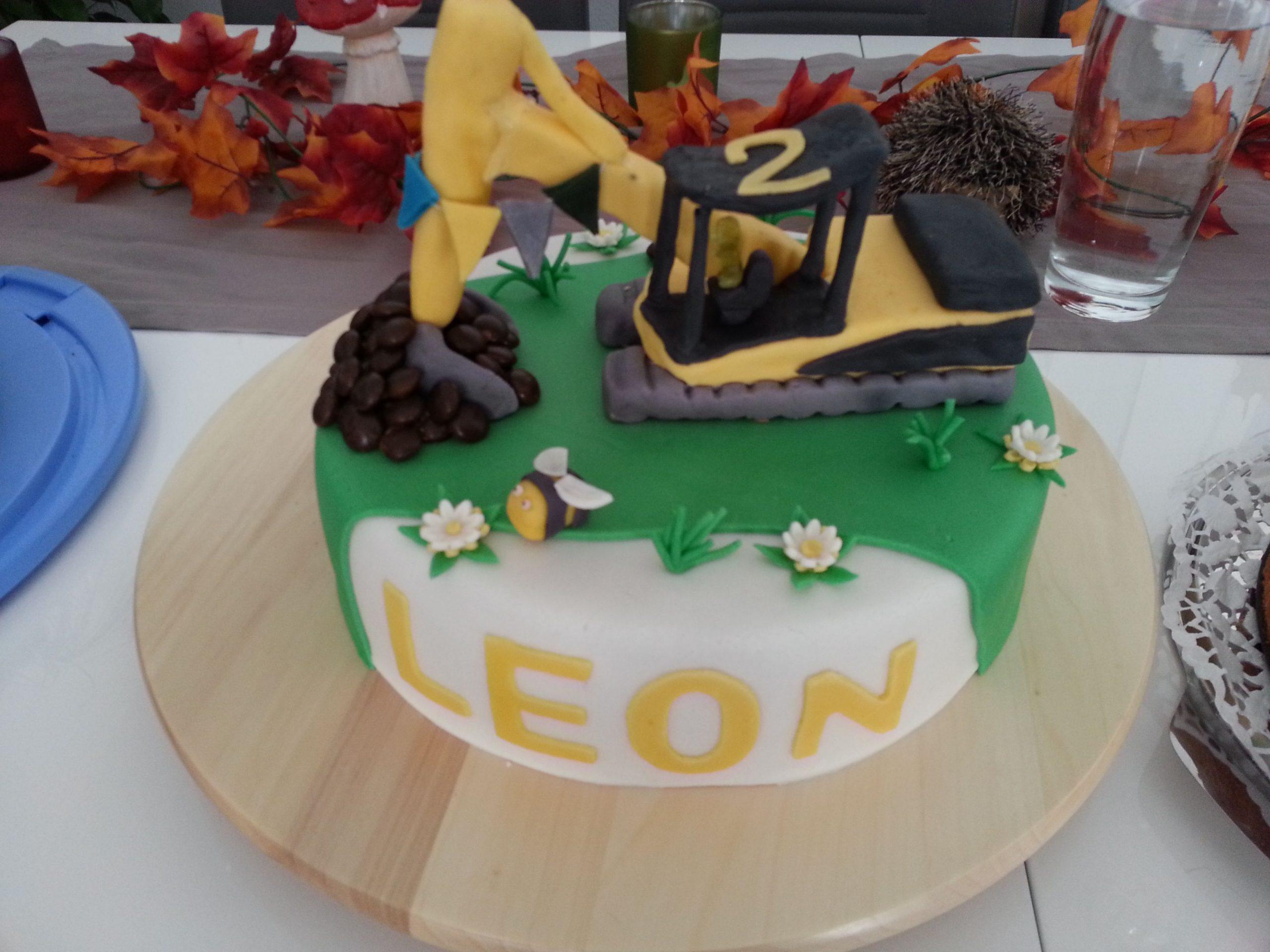 Pin Auf Torten mit Geburtstagskuchen 2 Geburtstag