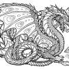 Pin Auf Zeichnen für Ausmalbilder Drachen