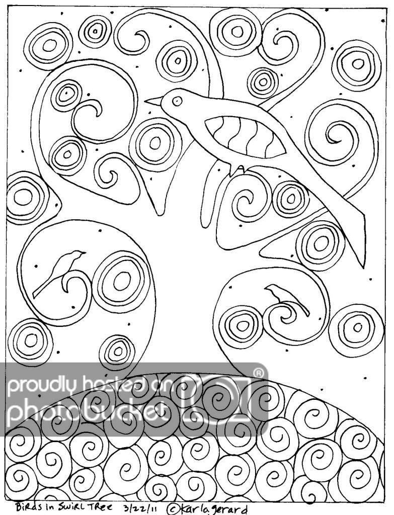 Pin Di Andrea Reitberger Su Jugendstil | Modelli Di Mosaico über Hundertwasser Zum Ausmalen