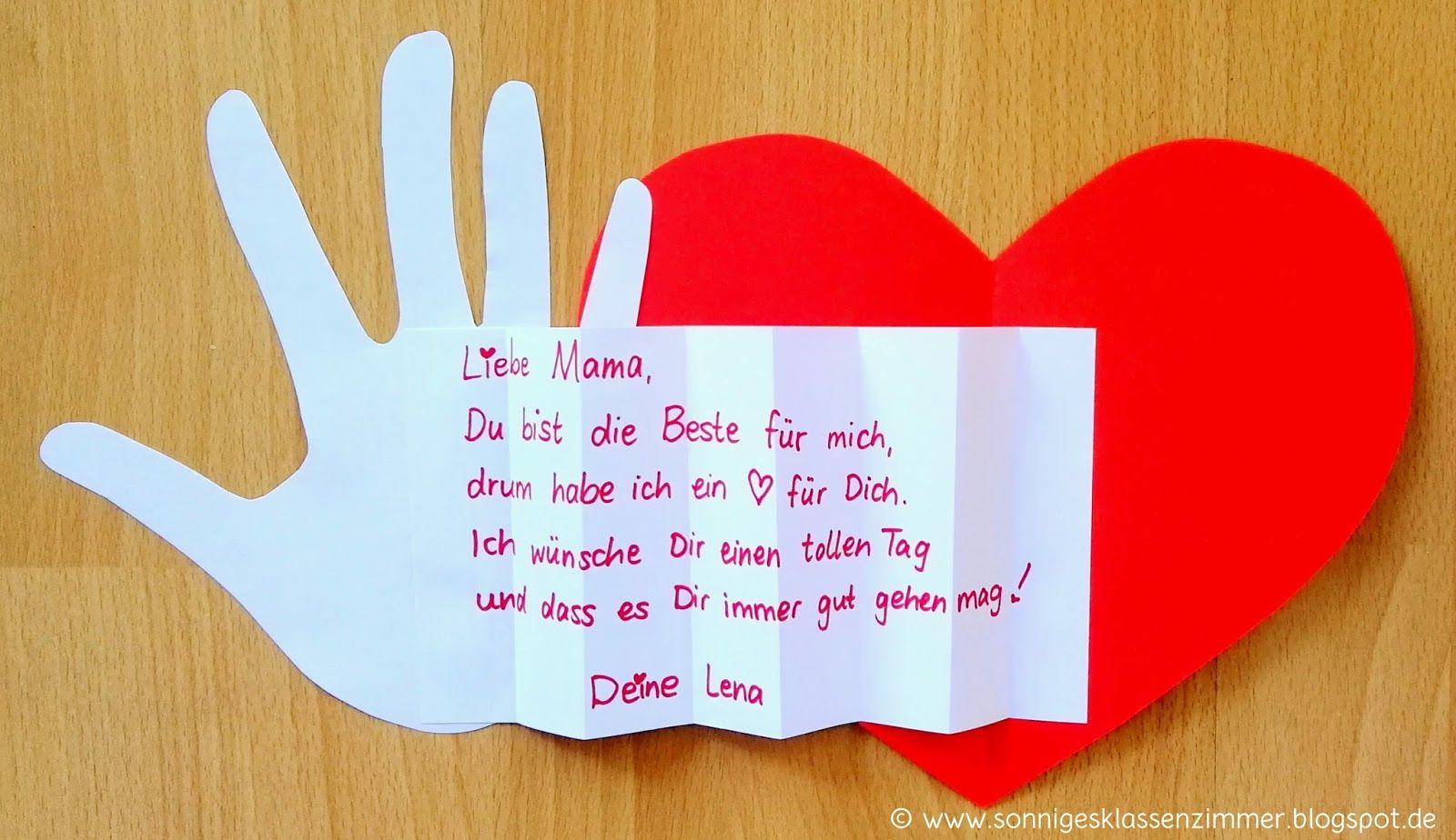 Pin Von Beata Kamionka Auf Muttertag (Mit Bildern verwandt mit Was Kann Man Zum Muttertag Machen