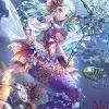 Pin Von ひろみ こうち Auf マーメイドアート | Anime Art bei Anime Meerjungfrau
