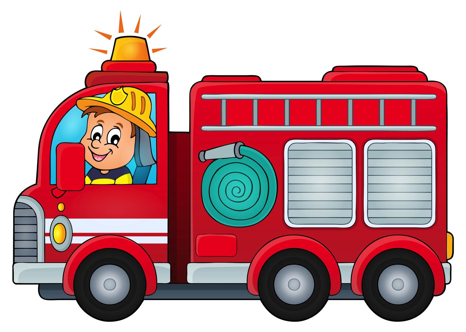 Pin Von Jacqueline Schaller Auf Kinder In 2020 (Mit Bildern über Clipart Feuerwehrauto