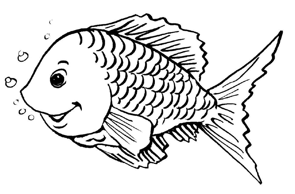 Pin Von Julie Hoareau Auf Pêche Et Chasse (Mit Bildern ganzes Fische Zum Ausmalen