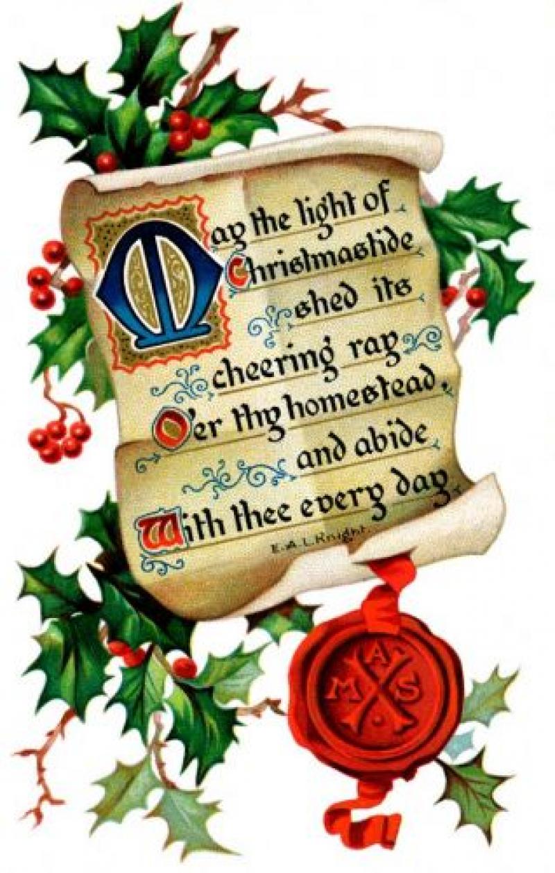 Pin Von Mamiko-Chan Auf Christmas | Vintage Weihnachtskarten bestimmt für Christliche Weihnachtskarten Kostenlos