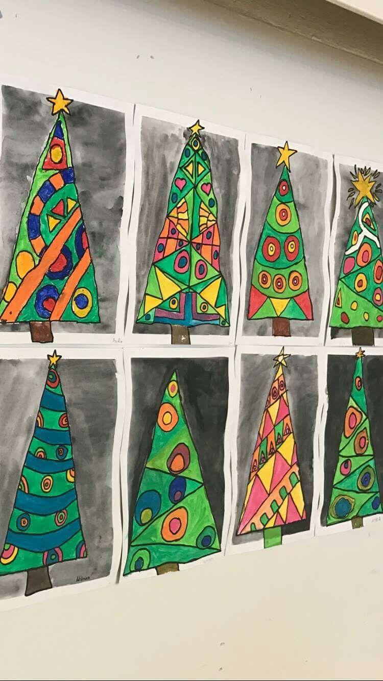 Pin Von Ruth Heyster Auf Bewegen | Weihnachten Kunst über Weihnachtsbasteln Mit Kindern Grundschule