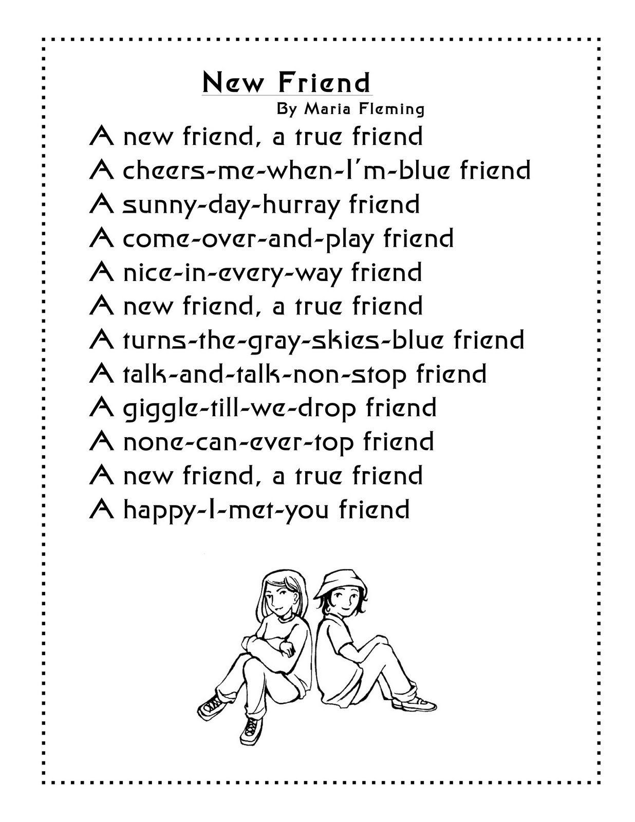 Pin Von Sabine Czink Auf English | Poesie Für Kinder über Neujahrsgedicht Kinder