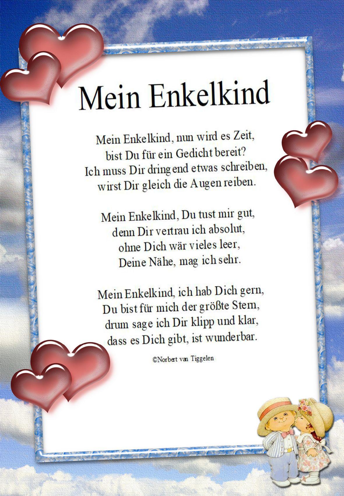 Pin Von Silke R. Auf Oma & Opa (Mit Bildern) | Weisheiten bestimmt für Geburtstagsgedicht Für Opa Vom Enkel
