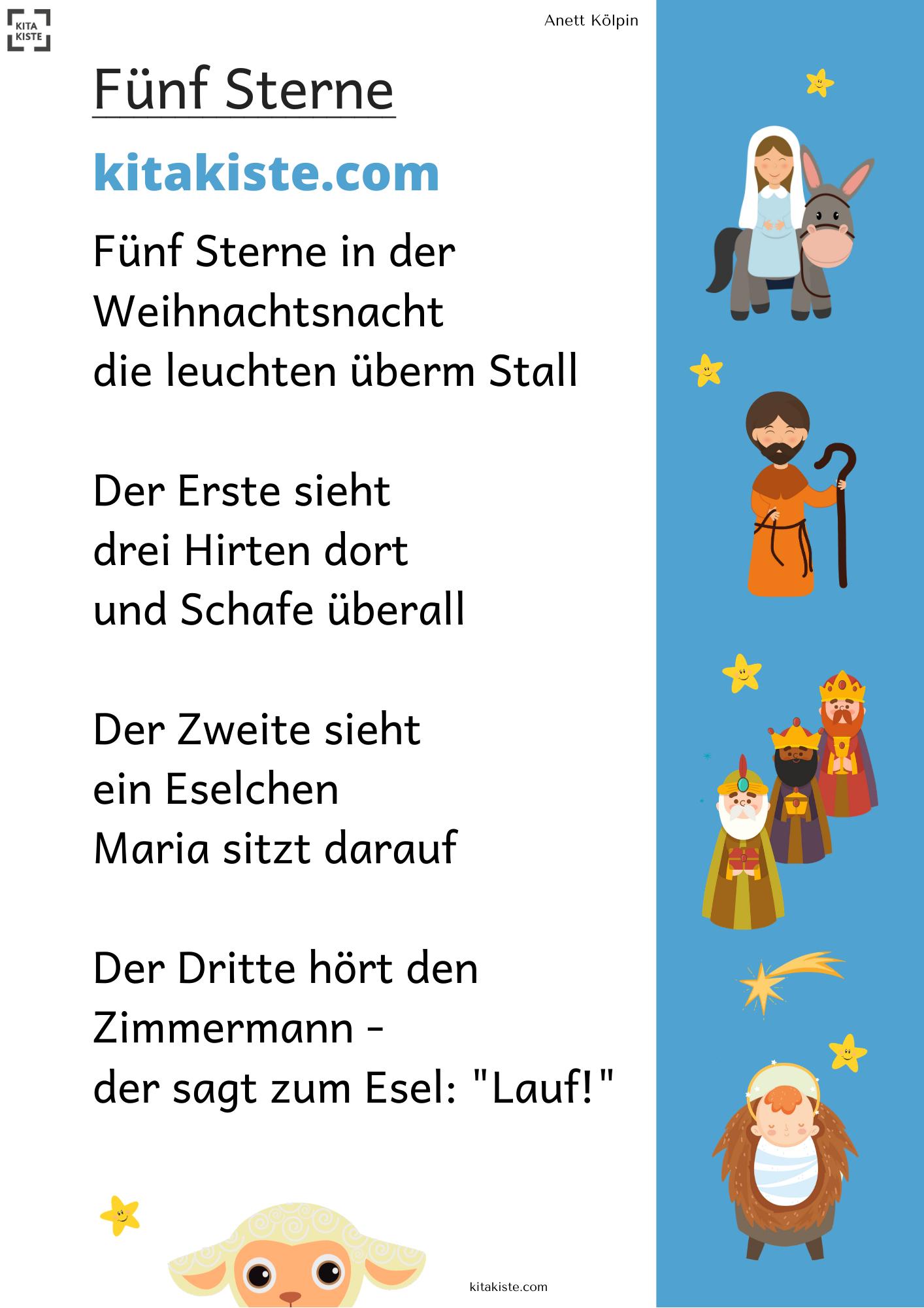 Pin Von Sylvi Kl Auf Kinder | Fingerspiele, Fingerspiel innen Gedichte Zum Advent Für Kindergartenkinder