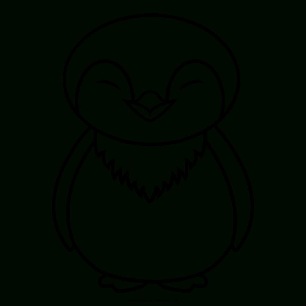 Pinguin Ausmalbilder - Ultra Coloring Pages über Pinguin Malvorlage