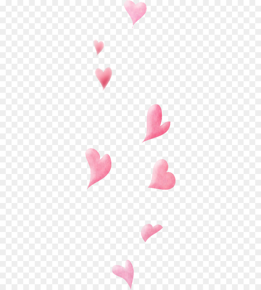 Pink Gratis Download - Schwimmenden Rosa Herzen Png innen Herzen Bilder Kostenlos