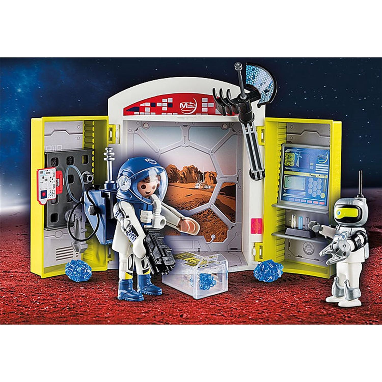 Playmobil 70307 Spielbox In Der Raumstation über Playmobil Raumstation