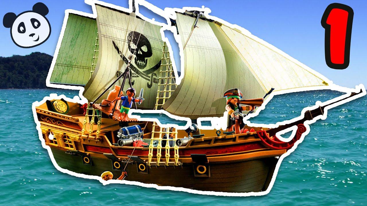 Playmobil Piraten Film Deutsch - Jack Und Die Piraten 1 - Pandido Tv verwandt mit Jack Und Die Nimmerland Piraten Schiff