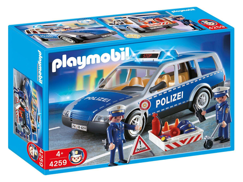 Playmobil Polizei Einsatz bei Polizeiwache Playmobil