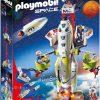 Playmobil Space Mars-Rakete Mit Startrampe (9488) Günstig Kaufen ganzes Playmobil Raumfahrt