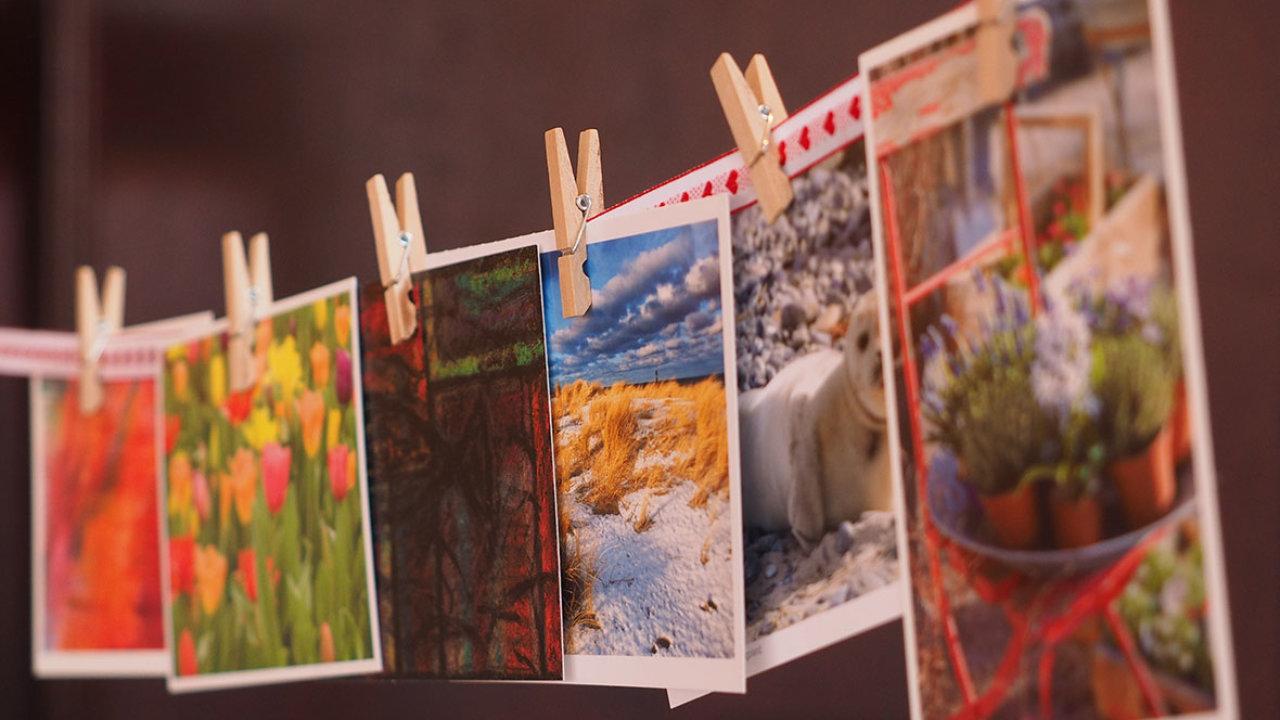 Postkarten Gestalten Und Drucken + Vorlagen - Printsachen.de bei Postkarten Kostenlos Drucken