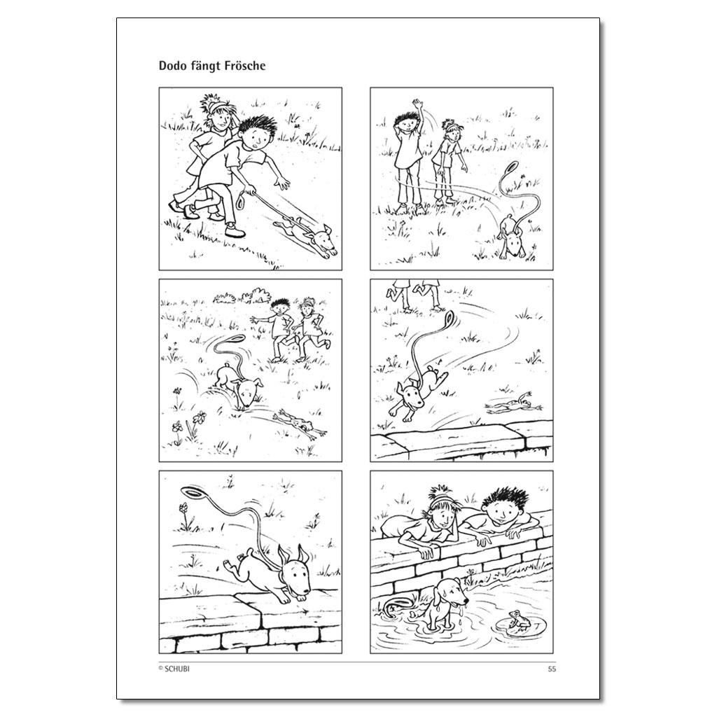 Praxisbuch Sprachförderung - Hier Im Wl Versand Bestellen innen Aufsatz Bildergeschichte 3 Klasse Kostenlos
