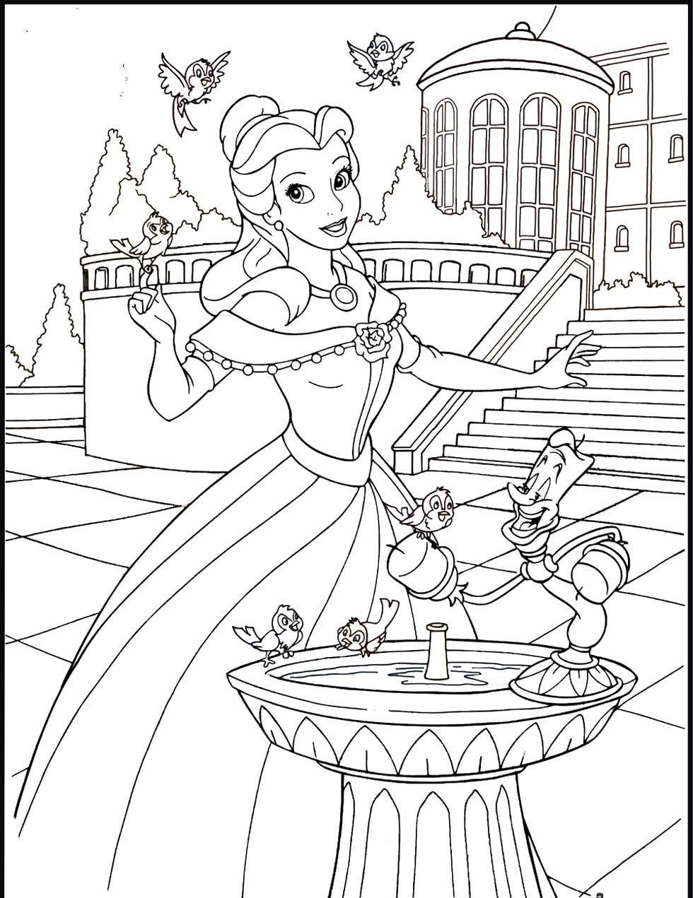 Prinzessin Und Prinz Ausmalbilder (Mit Bildern bei Ausmalbilder Von Prinzessinnen