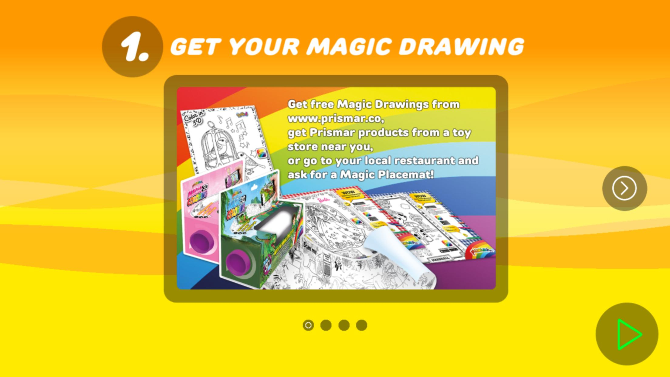 Prismar 3D Für Android - Apk Herunterladen für Zauberbilder Zum Ausmalen