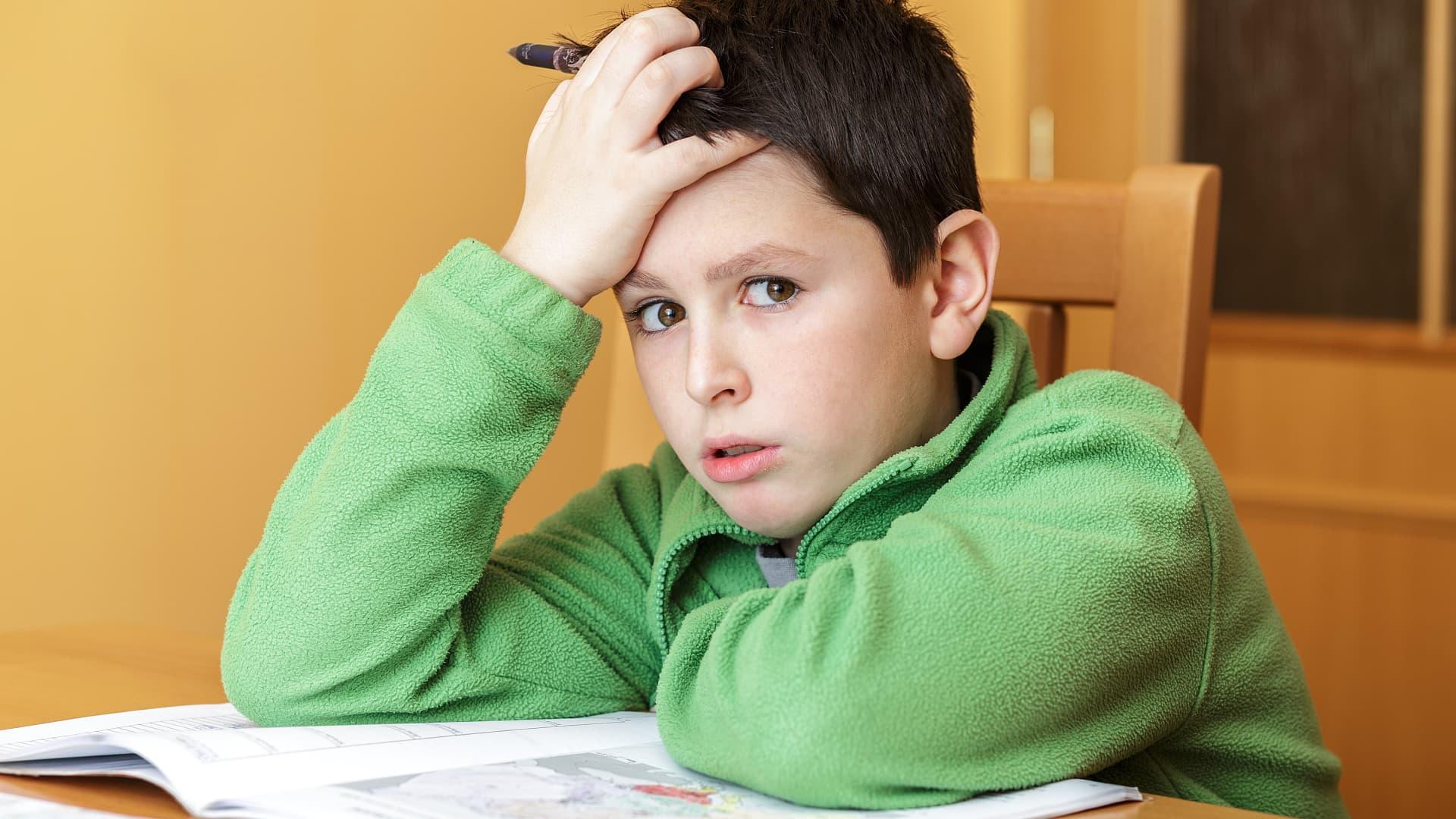 Psychologie: (Keine) Lust Auf Hausaufgaben - Spektrum Der bei Kind Verweigert Schule