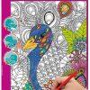 Puzzle Dschungel-Safari 5 - Puzzle Zum Ausmalen für Puzzle Zum Ausmalen