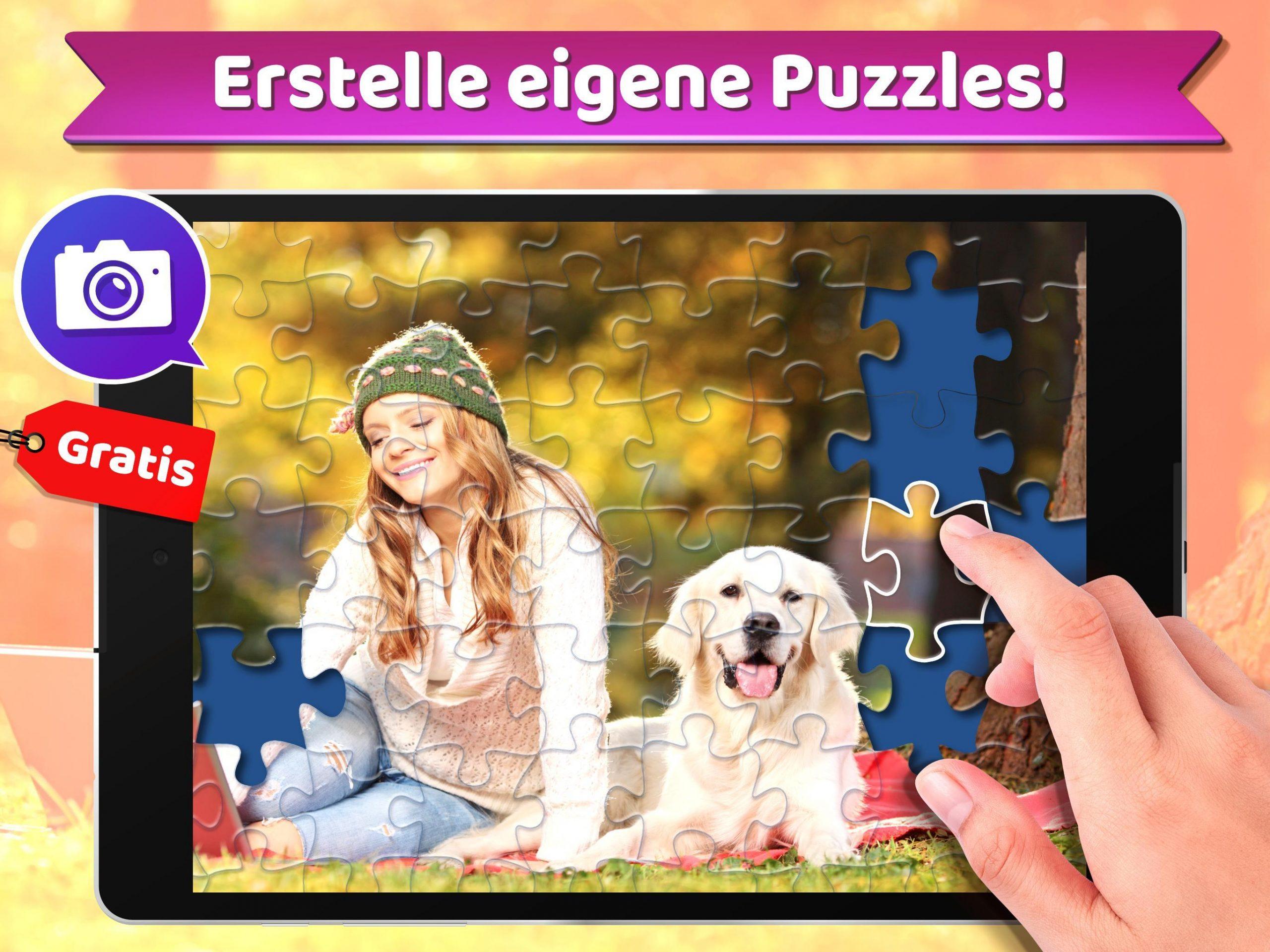 Puzzle 🧩 - Puzzle Spiele Kostenlos Für Android - Apk bestimmt für Puzzle Online Kostenlos Puzzeln Jigsaw