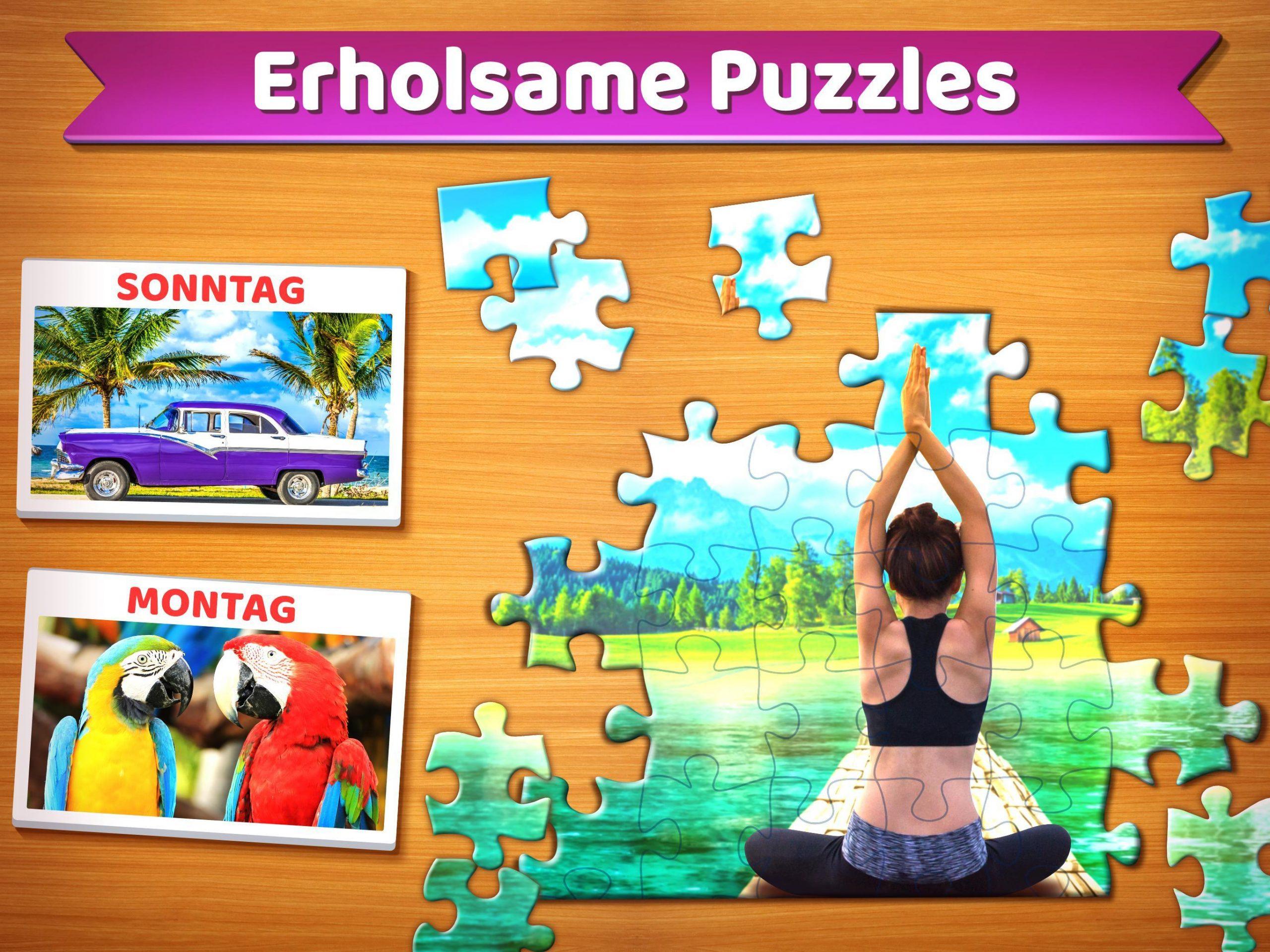 Puzzle 🧩 - Puzzle Spiele Kostenlos Für Android - Apk über Puzzle Online Kostenlos Puzzeln Jigsaw
