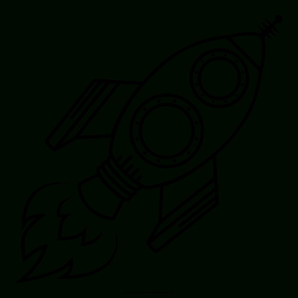 Rakete Ausmalbilder - Ultra Coloring Pages über Ausmalbild Rakete