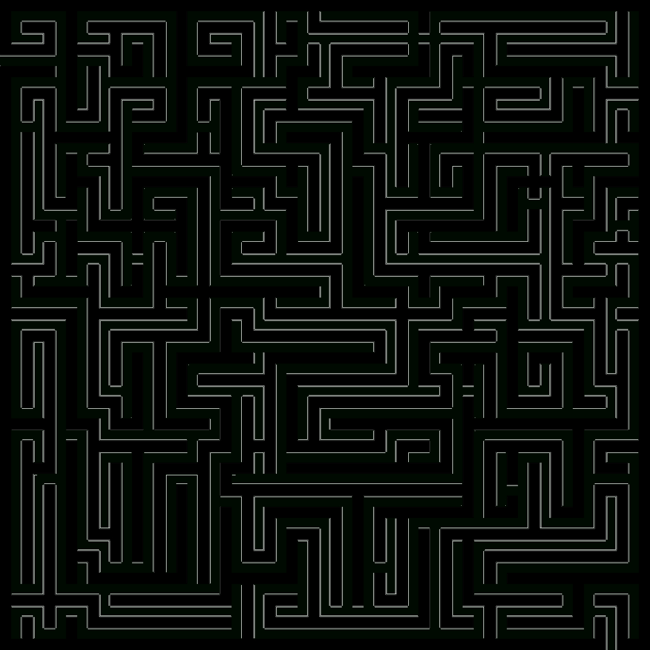 Rätselaufgaben: Labyrinth Lösen › Jugendleiter-Blog bestimmt für Rätselaufgaben