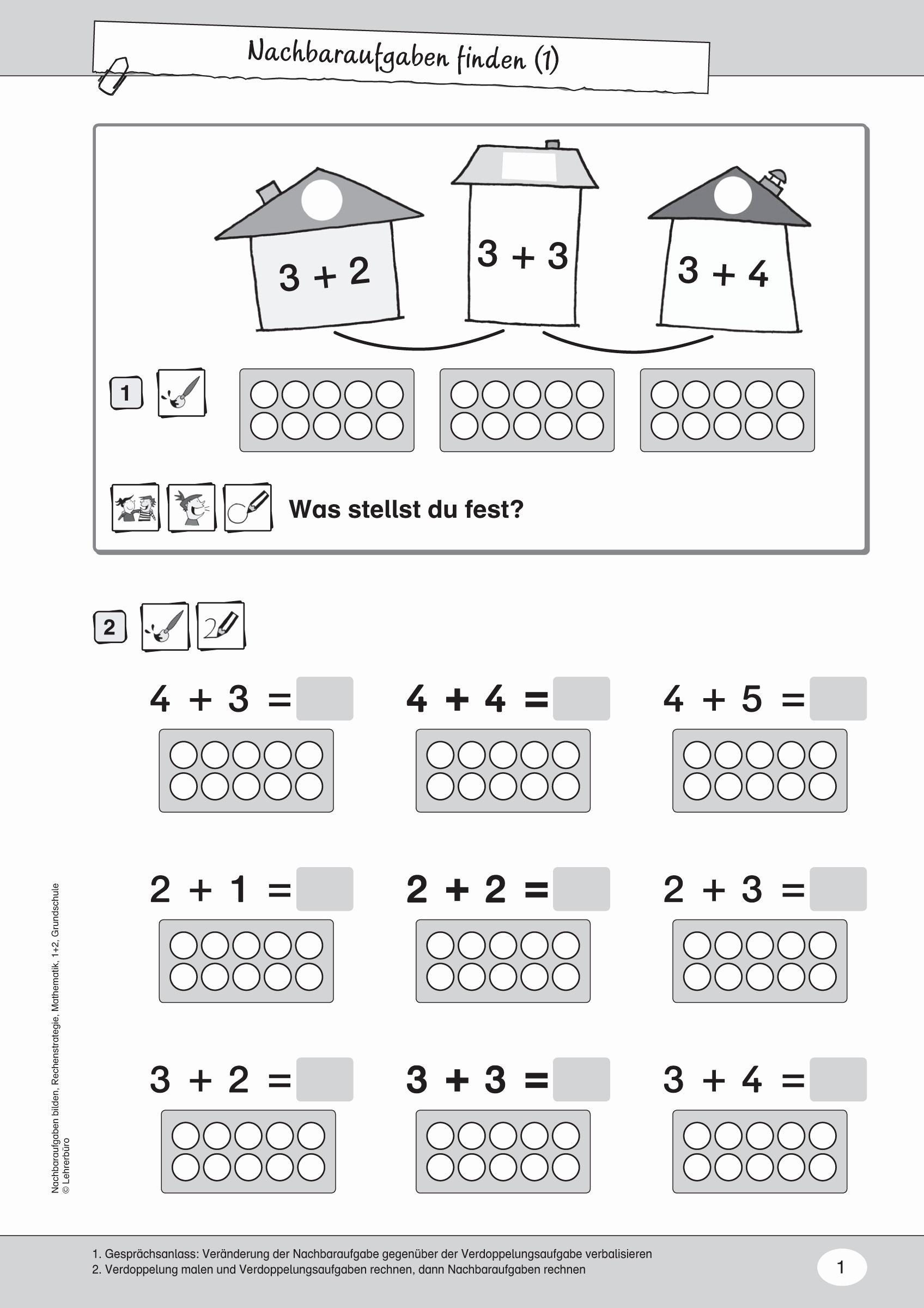 Rechenaufgaben 2 Klasse Zum Ausdrucken Kostenlos Luxus bestimmt für Vorschule Arbeitsblätter Zum Ausdrucken
