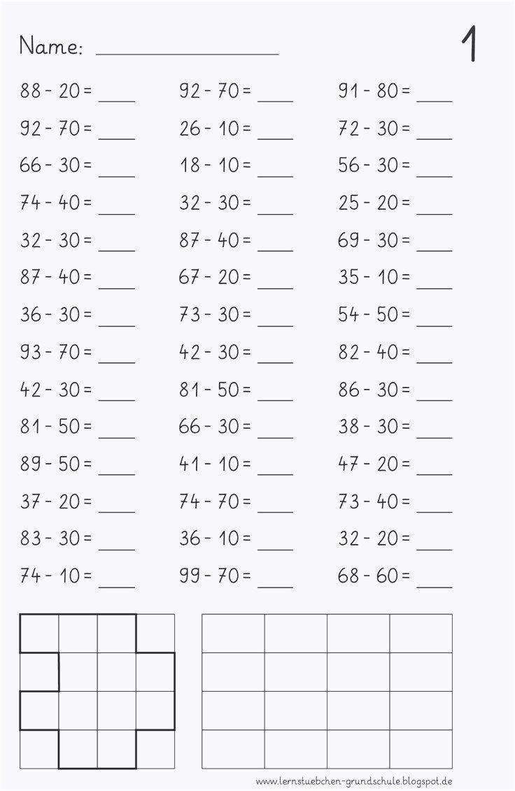 Rechenaufgaben 3 Klasse Zum Ausdrucken Neu Die Erstaunliche für Rechenaufgaben 4 Klasse Zum Ausdrucken