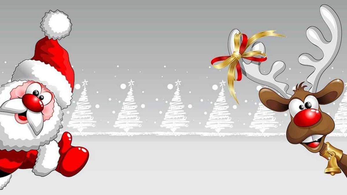 Rentiere Vom Weihnachtsmann: Die Sage Von Rudolf & Co | Focus.de über Nikolaus Rentiere