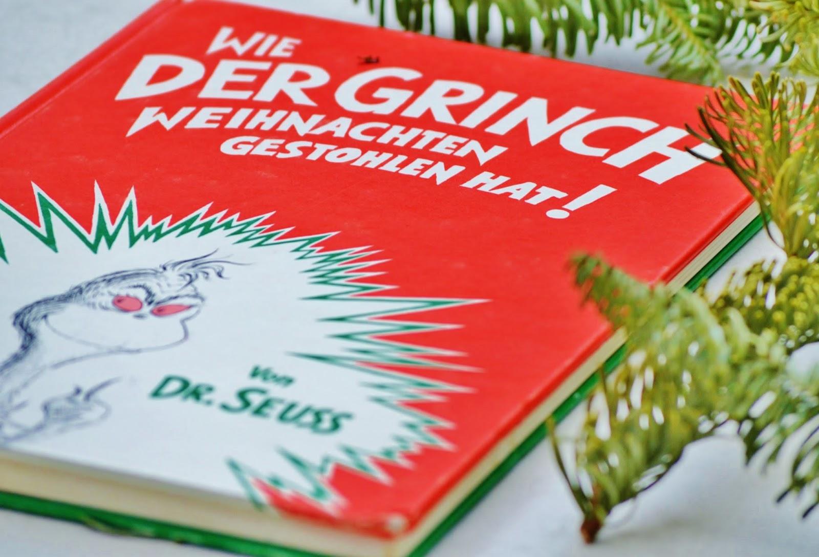 """Rezension] """"wie Der Grinch Weihnachten Gestohlen Hat"""" Von Dr innen Wie Der Grinch Weihnachten Gestohlen Hat"""