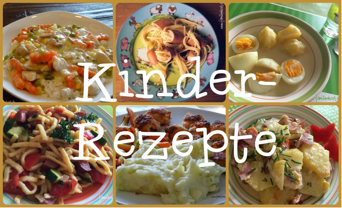 Rezepte Für Kinder: Unsere Liebsten Kinderrezepte Mit Bild verwandt mit Mittag Für Kinder