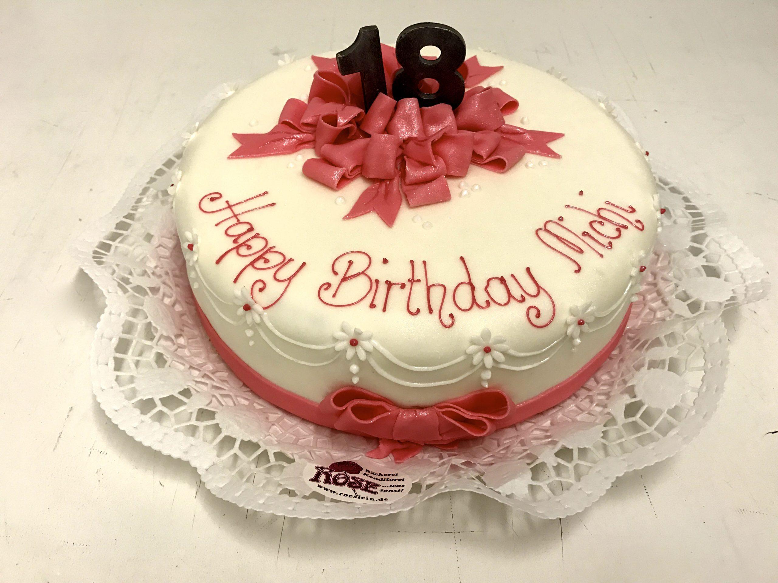 Roses Fantastische Geburtstagstorten innen Geburtstagstorten Bilder