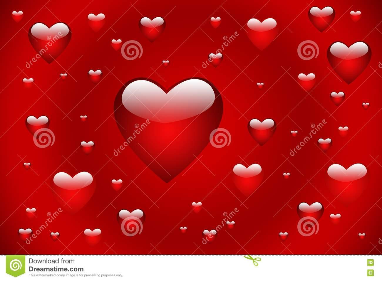 Rote Herzen Bild. Bild: 4414266 für Herzen Bilder Kostenlos