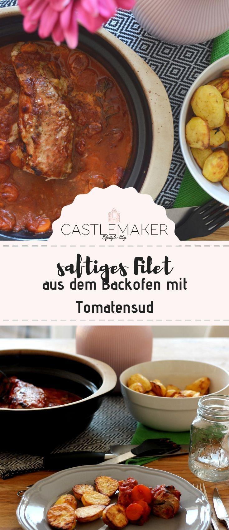 Saftiges Filet Aus Dem Backofen - So Bleibt Das Filet Schön mit Schweinefilet Überbacken Tim Mälzer