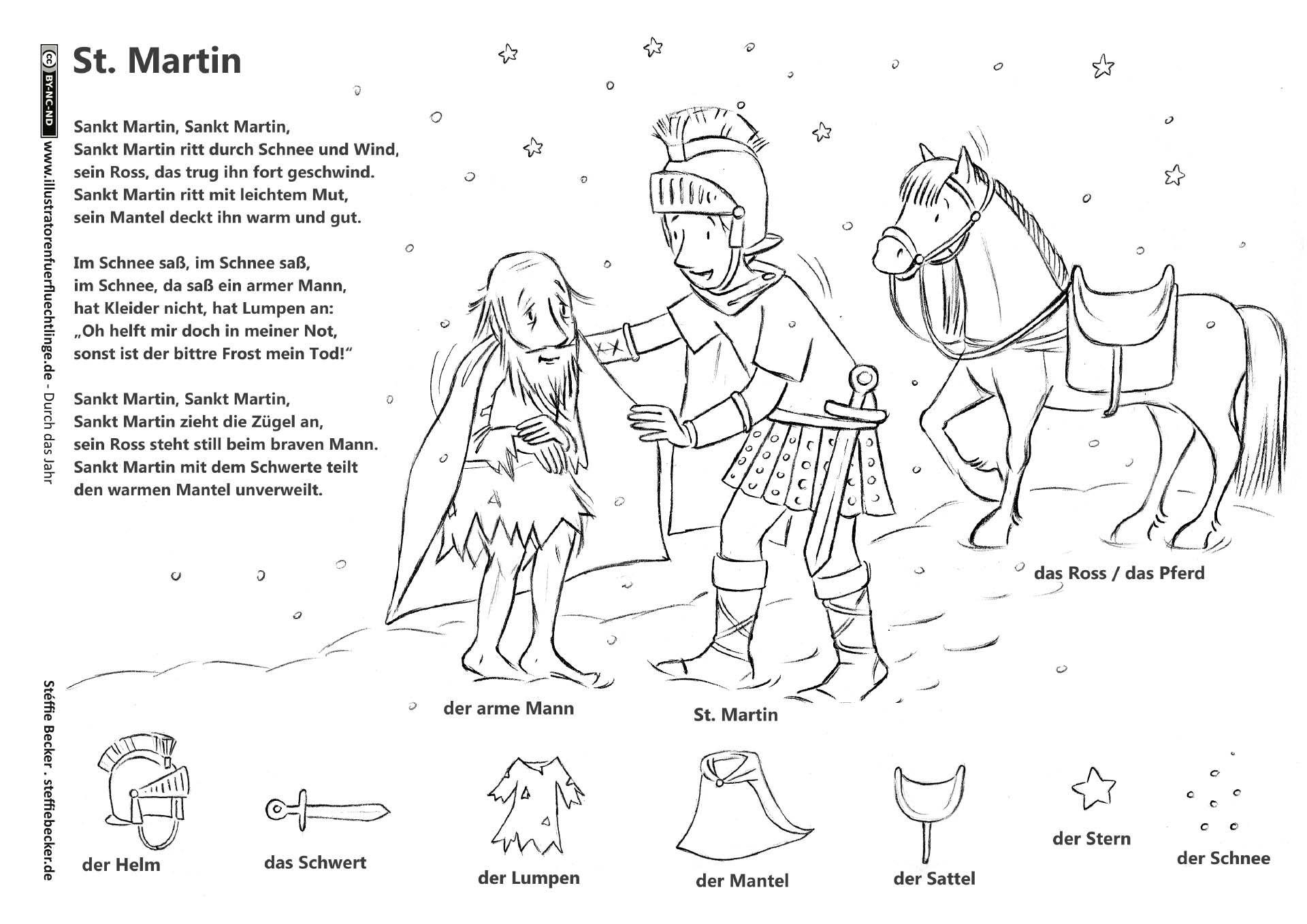 Geschichte St Martin