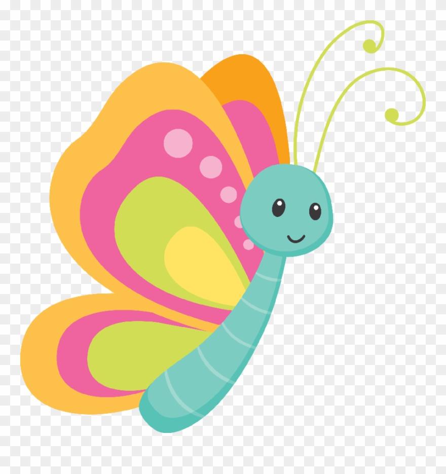 Say Hello - Clipart Bilder Schmetterlinge - Png Download über Schmetterlinge Clipart
