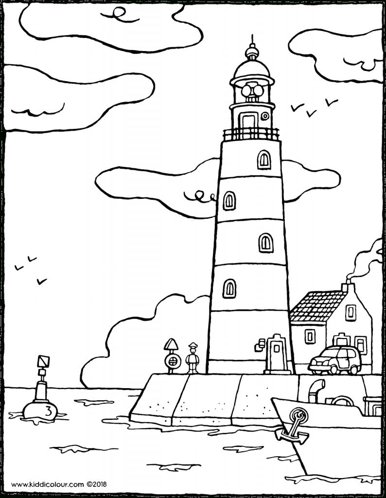 Schiff Colouring Pages - Kiddimalseite mit Ausmalbilder Schiffe
