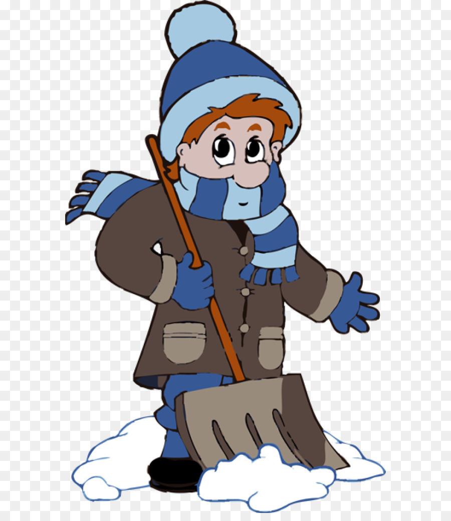 Schneeschaufel Clip-Art - Schnee Schaufeln Cliparts Png für Cliparts Winter Kostenlos