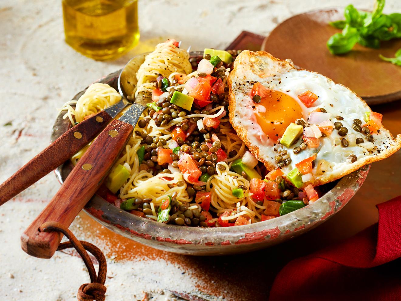 Schnelle Vegetarische Gerichte – In 30 Minuten Fertig! | Lecker bestimmt für Mittagsgerichte Schnell Und Einfach