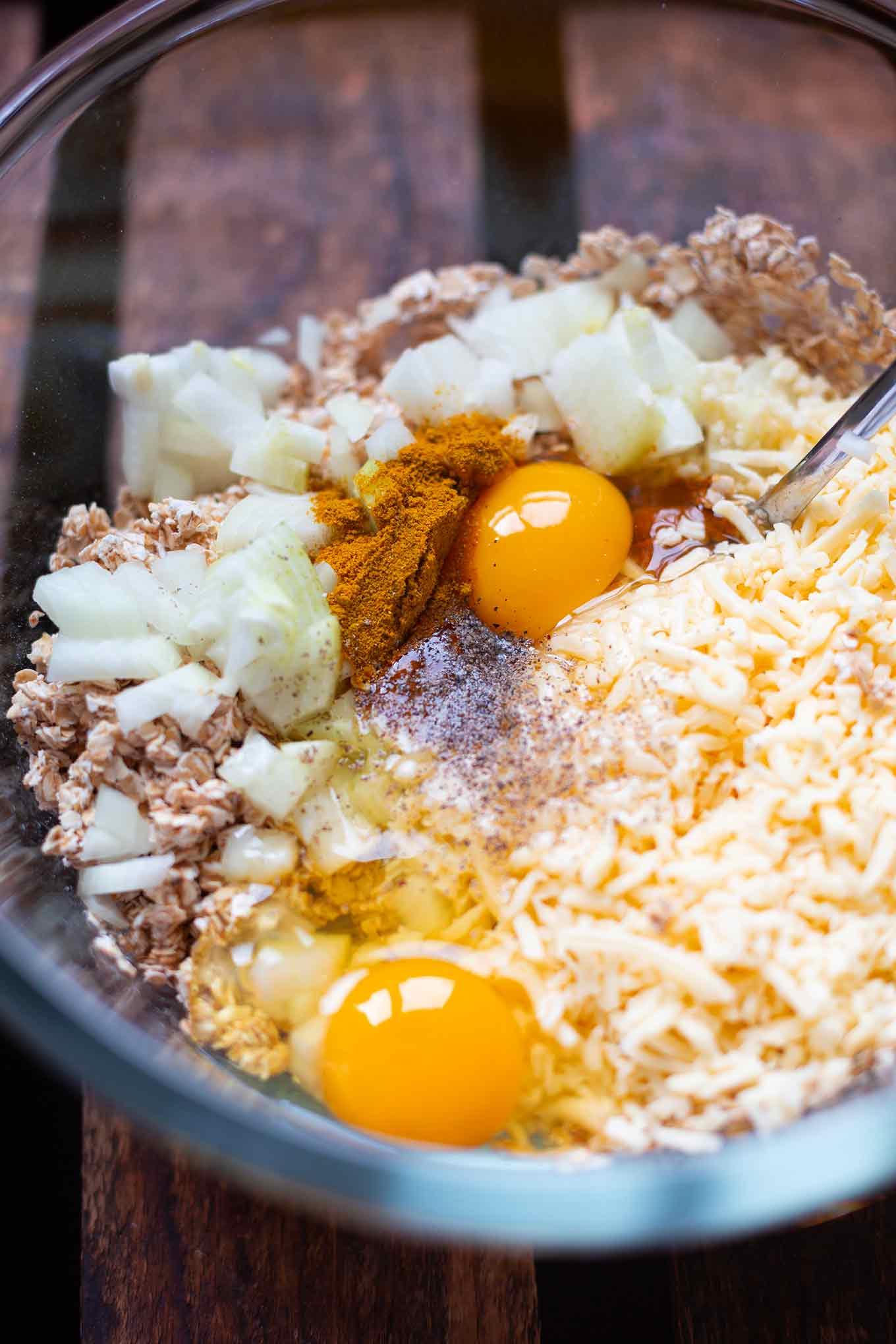 Schnelle Veggie Frikadellen Deluxe - Kochkarussell über Einfache Schnelle Rezepte Ohne Fleisch