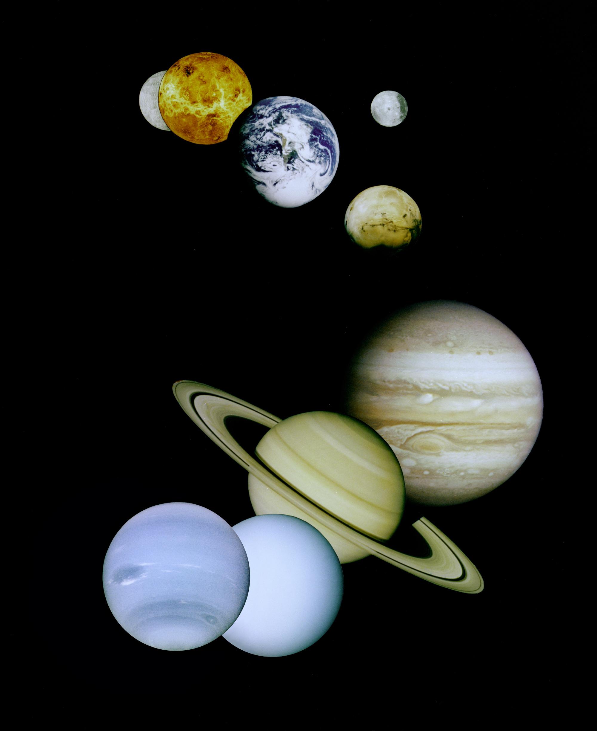 Schoenitzer.de: Astronomie -- Eine Kleine Erklärung Der innen Unterschied Zwischen Stern Und Planet