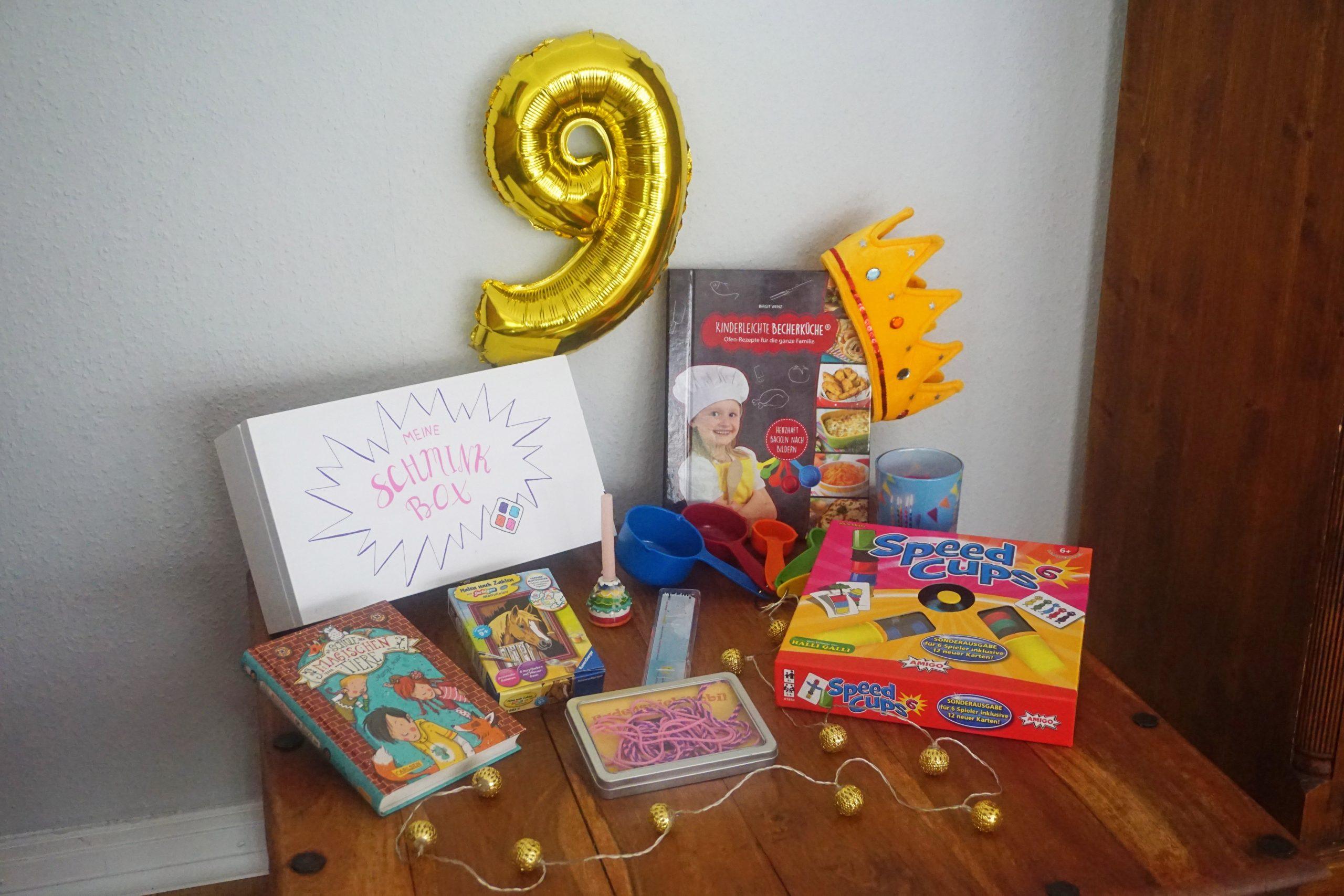 Schöne Geschenke Zum 9. Geburtstag - Mädchenmutter bei Geburtstagsgeschenk Mädchen 8 Jahre