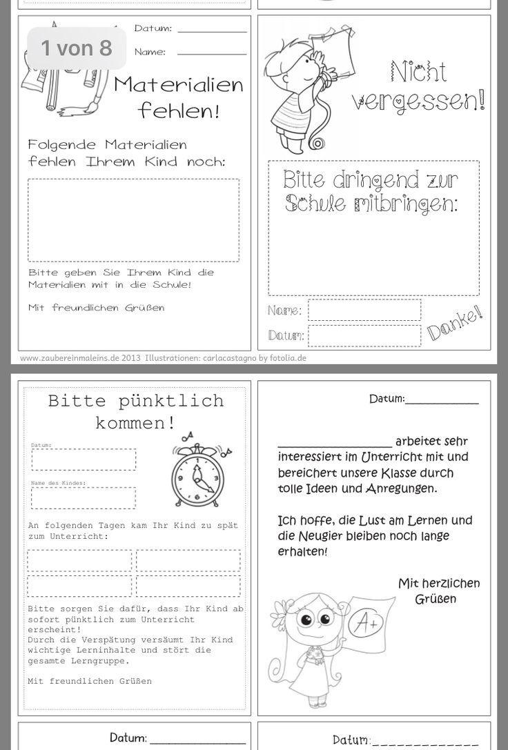 Schuleorganisation (Mit Bildern)   Schule, Klassenzimmer über Zaubermini