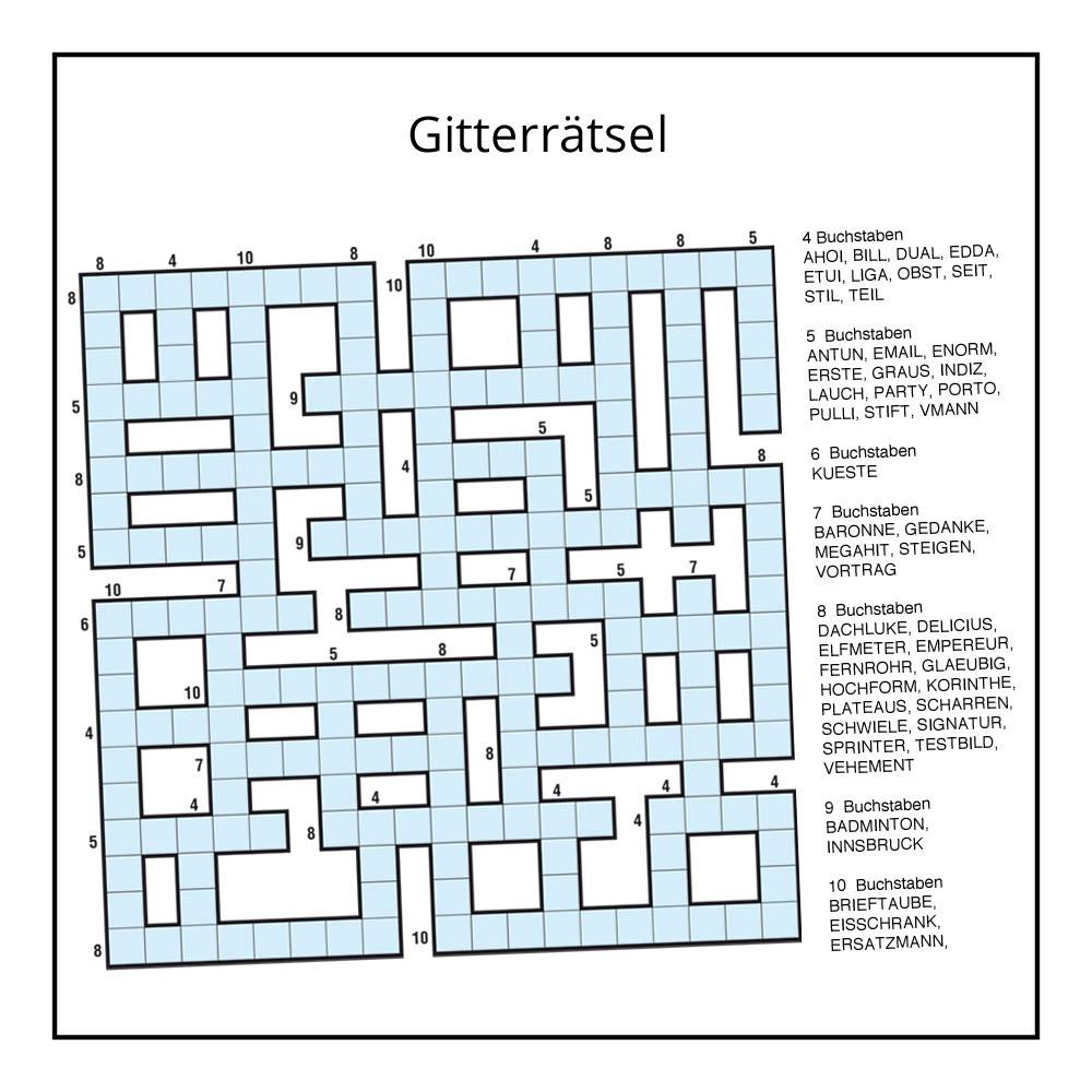 Schwedenrätsel, Sudoku Und Vieles Mehr Für Ihre Printmedien bestimmt für Rätsel Zum Ausdrucken Für Erwachsene