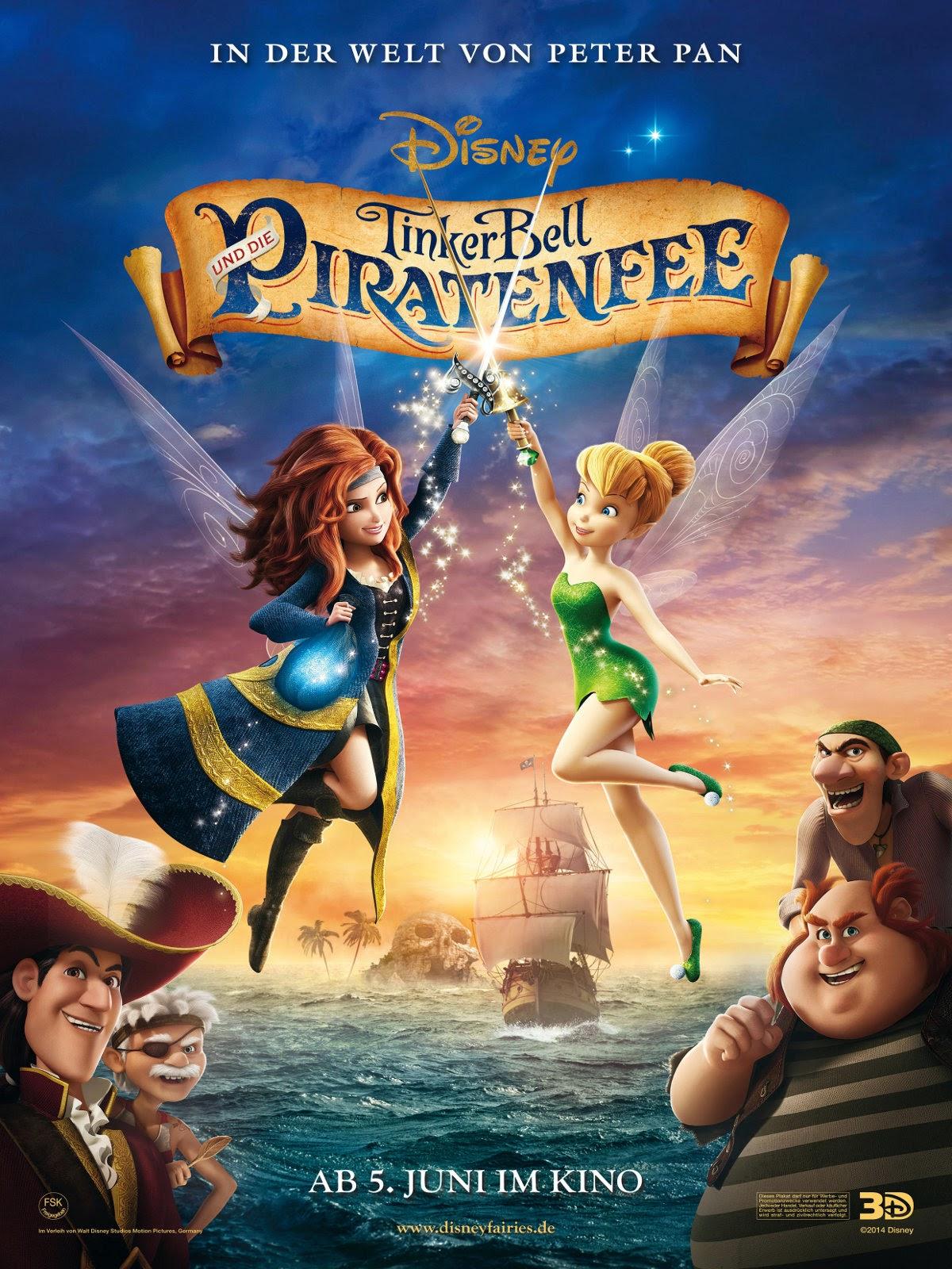 Sdb-Film: Tinkerbell Und Die Piratenfee verwandt mit Tinkerbell Und Die Piratenfee Krokodil