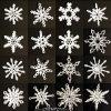 Sechseckige Schneeflocken Aus Papier - Anleitung - Handmade innen Schneeflocken Aus Papier Schneiden