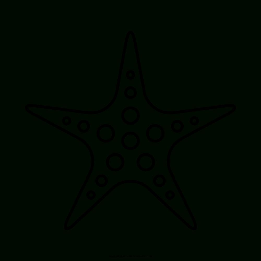 Seestern Ausmalbilder - Ultra Coloring Pages mit Ausmalbilder Seestern